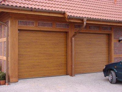 Porti Rolete Pentru Garaj - Ferestre PVC md.